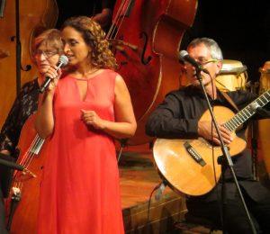 Noa y Dor, su eterno guitarrista