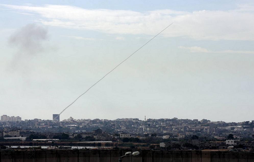 Israel bombardeó objetivos militares de Hamas en Gaza