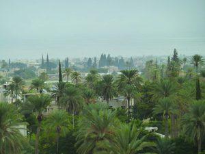 Jericó en Cisjordania