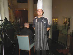 Chef Alón Hirtenstein