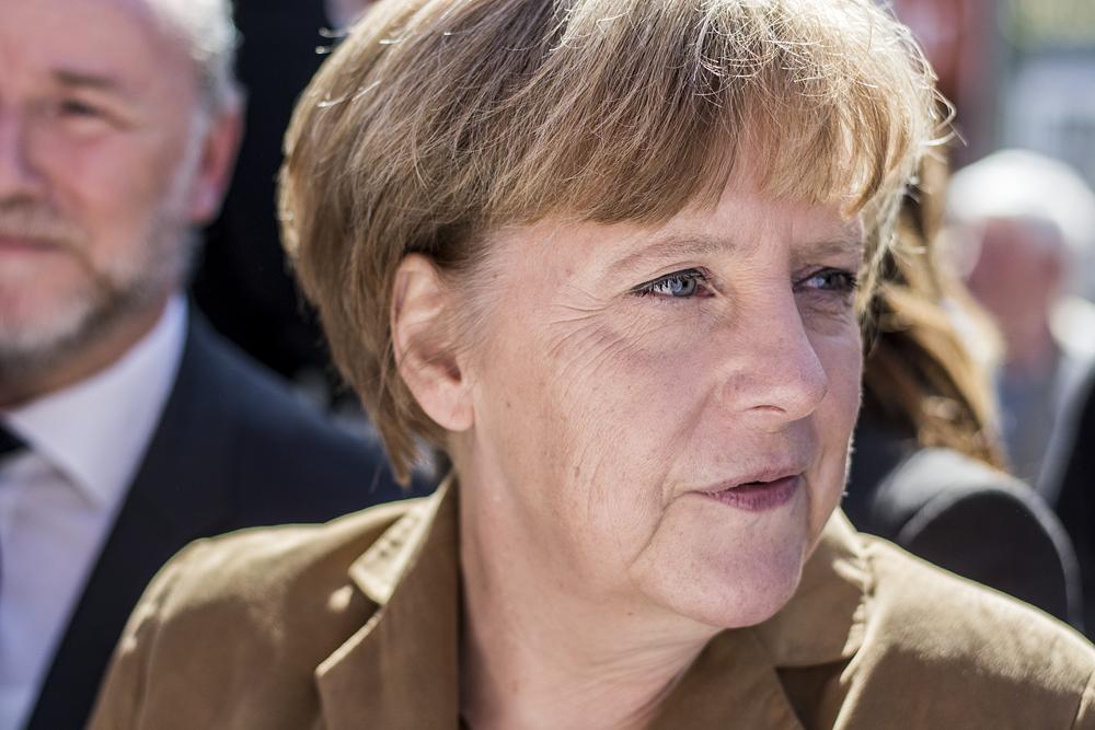 Merkel propone el acuerdo nuclear con Irán como modelo para negociaciones con Corea del Norte