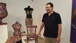 Yaron y la colección Caleidoscopio