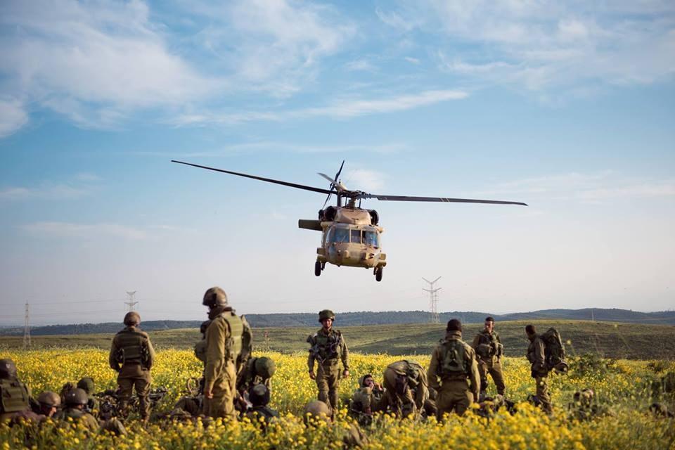 El Ejército de Israel lleva a cabo el mayor simulacro militar en veinte años
