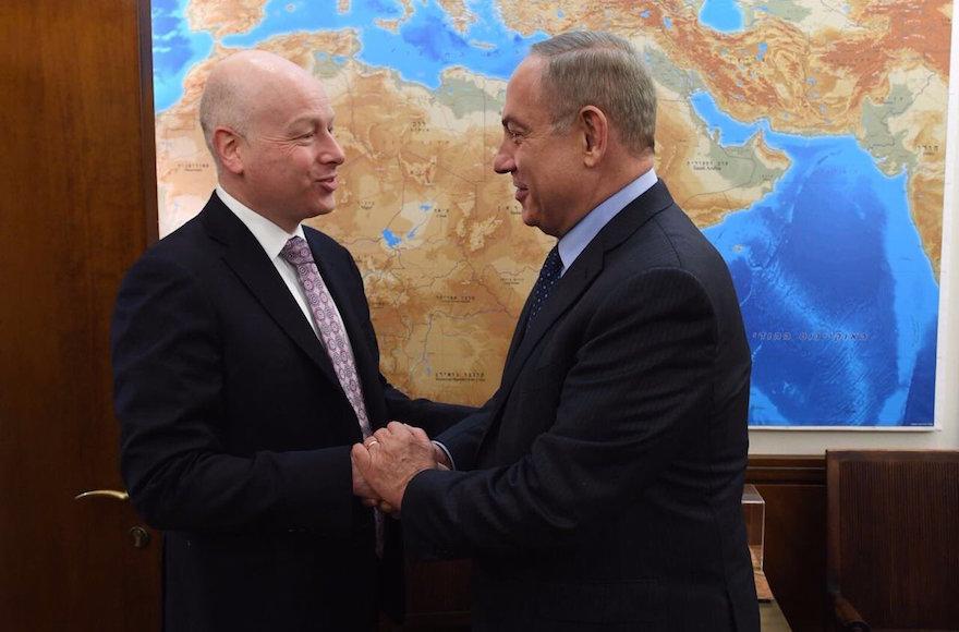 Enviado de EEUU vuelve a Jerusalén para nueva ronda de conversaciones de paz