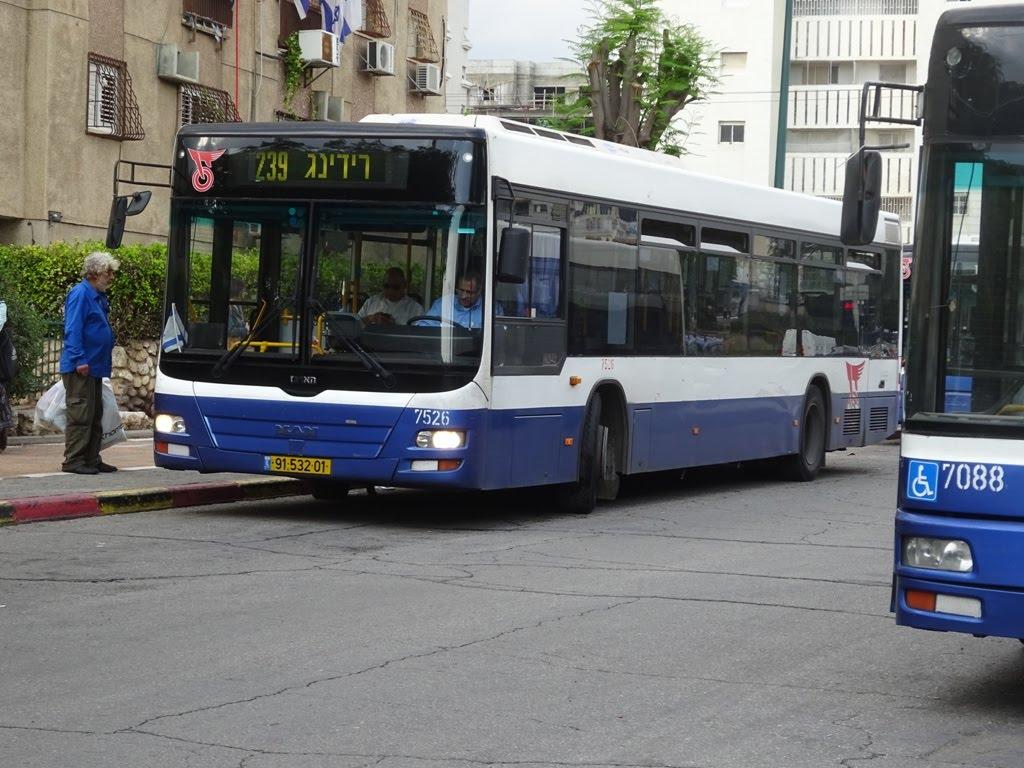 El Estado rechaza solicitud de transporte público en Shabat