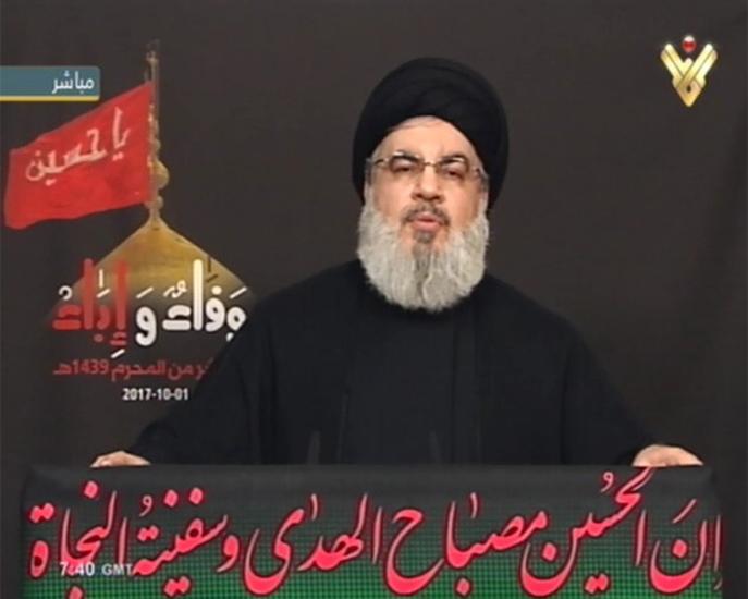 Nasrallah insta a los judíos a abandonar Israel