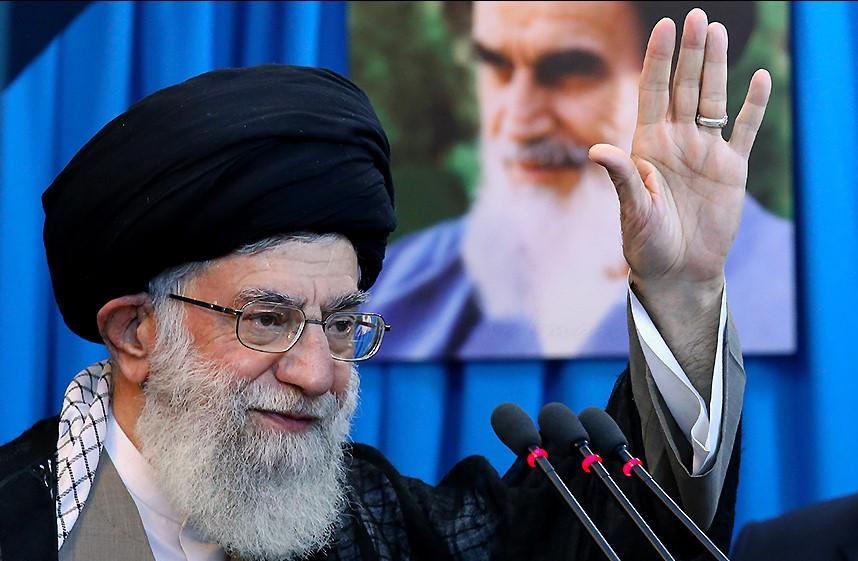 Si rompen pacto nuclear, lo haremos tiras: Líder supremo de Irán