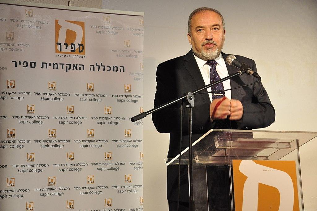 Liberman criticó el proyecto de ley de estado-nación judío