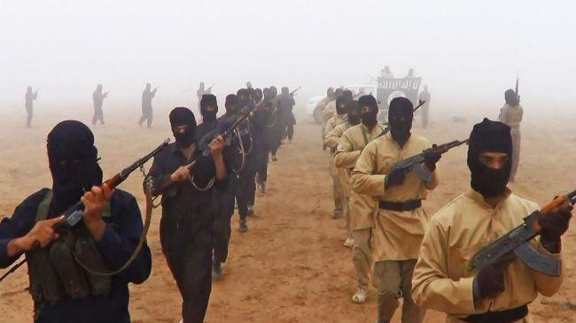 Cabecillas del Estado Islámico se congregan cerca de la frontera con Israel y crean un campo de entrenamiento