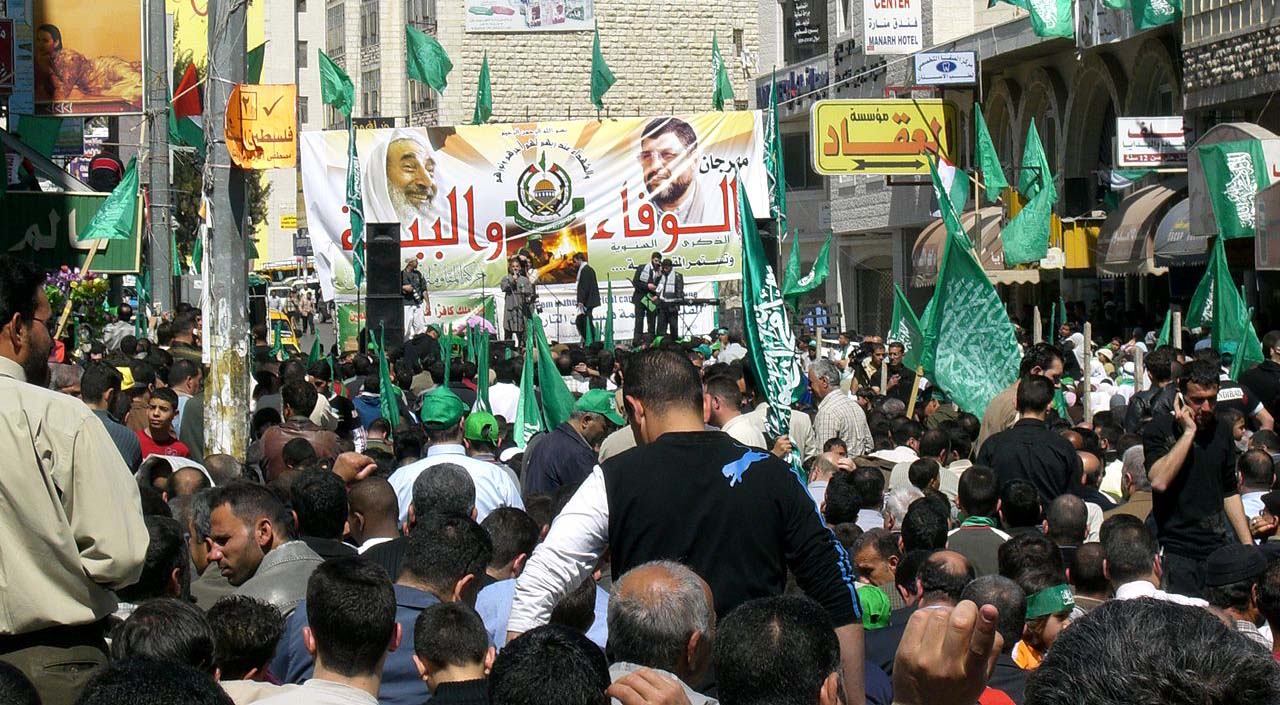 Hamás ve una