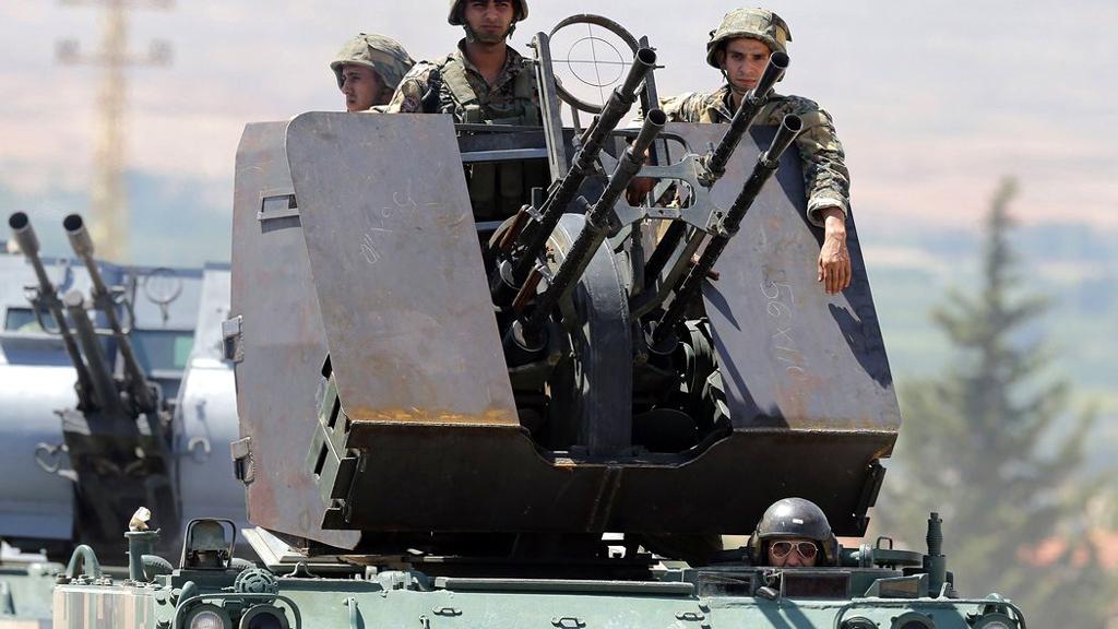 """Jefe del Ejército del Líbano a sus soldados: """"Prepárense para un ataque de Israel"""""""