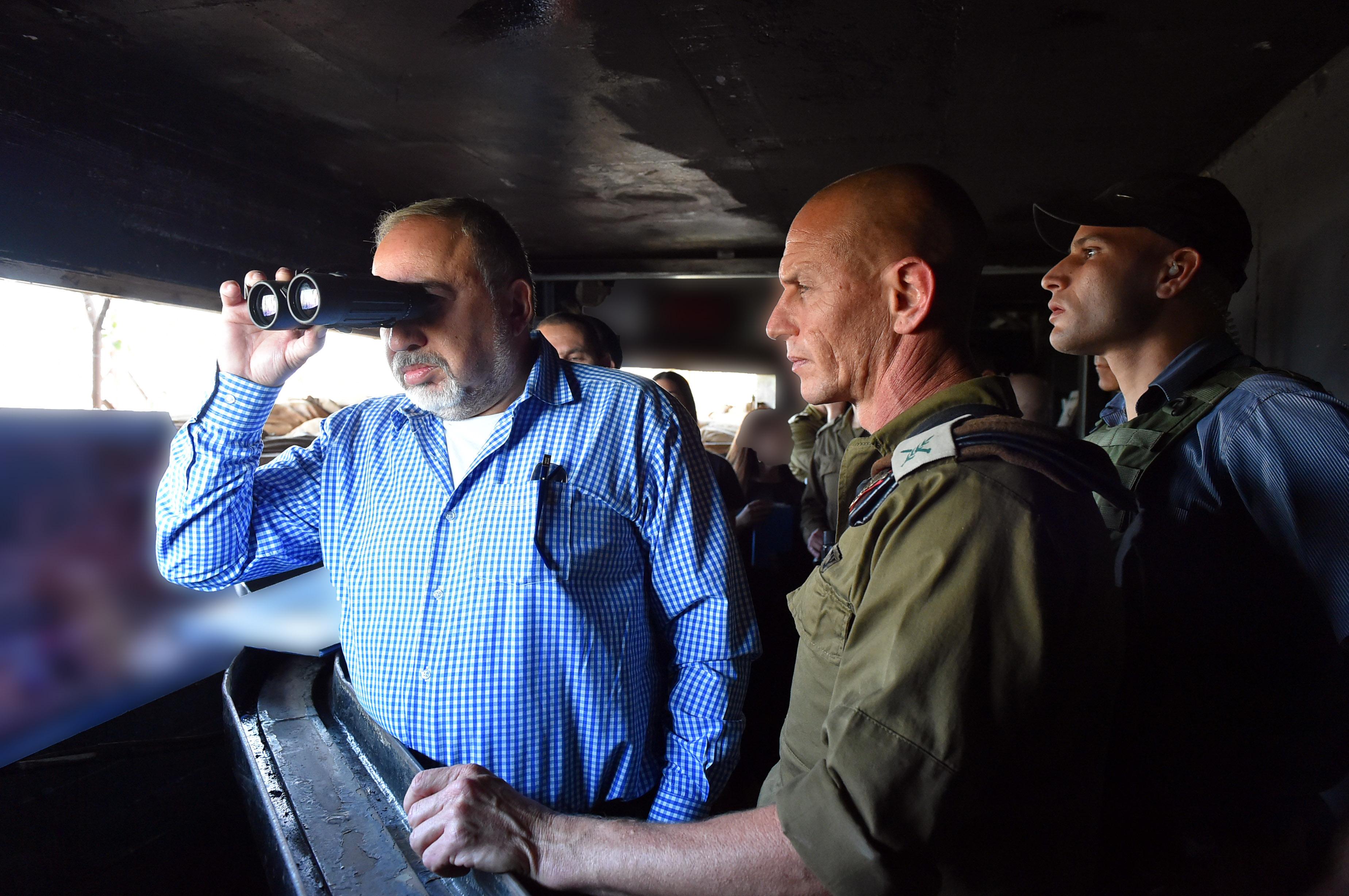 Israel no permitirá la presencia de Irán en Siria — Liberman