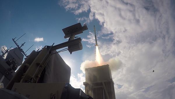 Israel adapta la Cúpula de Hierro a sus naves de combate