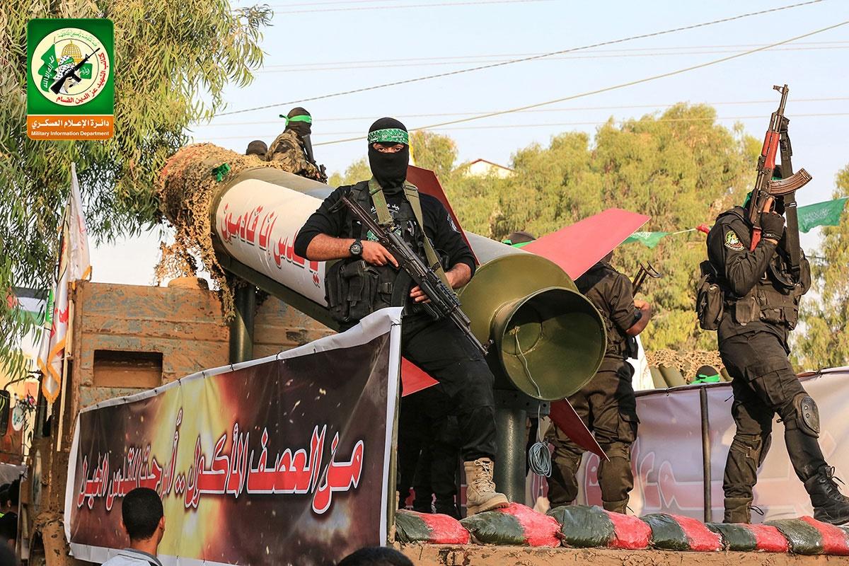 Milicias en Gaza disparan contra puesto militar israelí