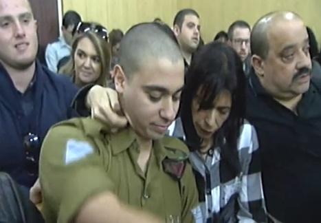 Presidente de Israel rechaza indultar al paramédico que remató a un palestino