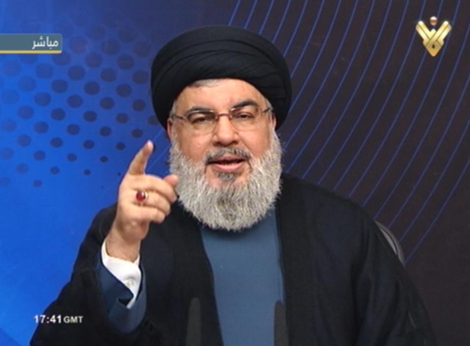 """""""Nasrallah será un blanco"""" en la próxima guerra entre Israel y Hezbollah"""