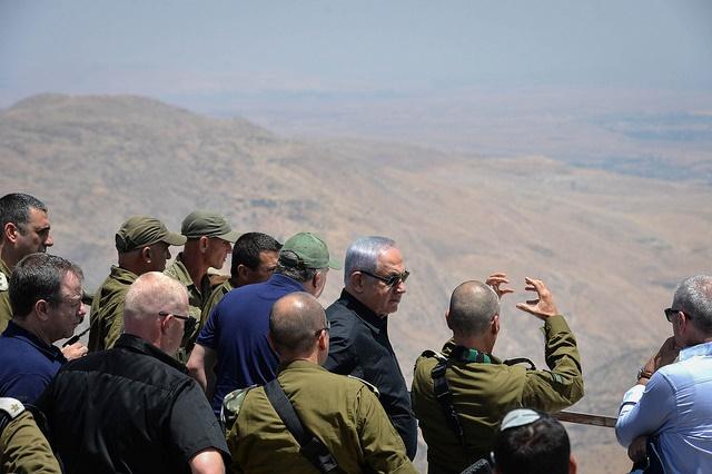 Netanyahu a Assad: Atacaremos si dejan que Irán establezca bases en Siria