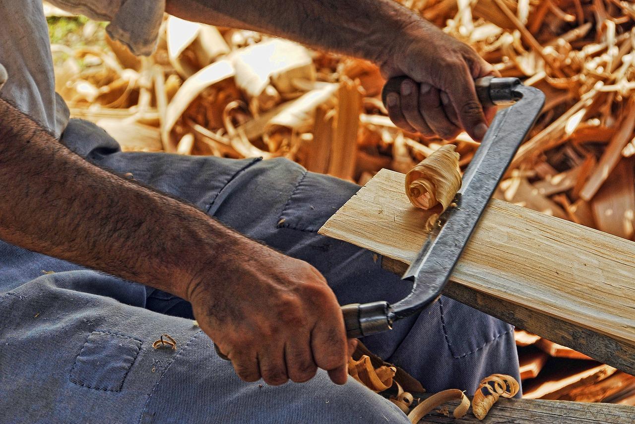 Resultado de imagen de un carpintero palestino