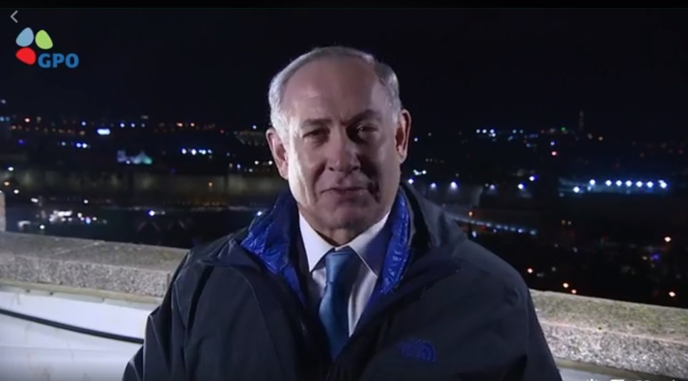 Netanyahu se ofrece a los cristianos como guía turístico en su mensaje de Navidad