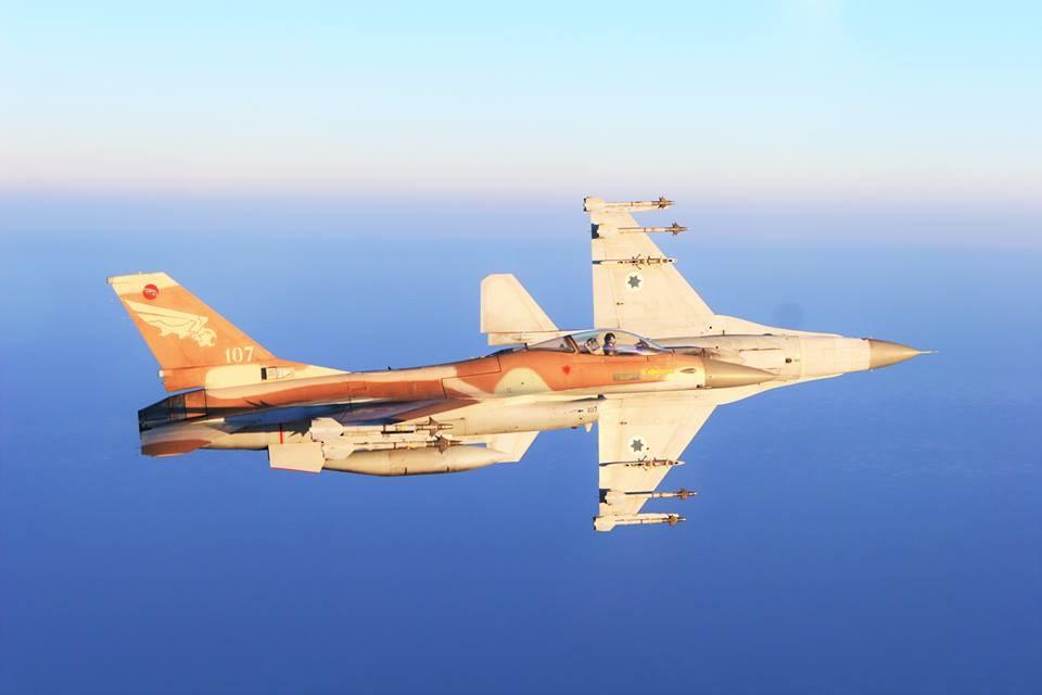 Israel atacó un sitio militar sirio cerca de Damasco — Informe