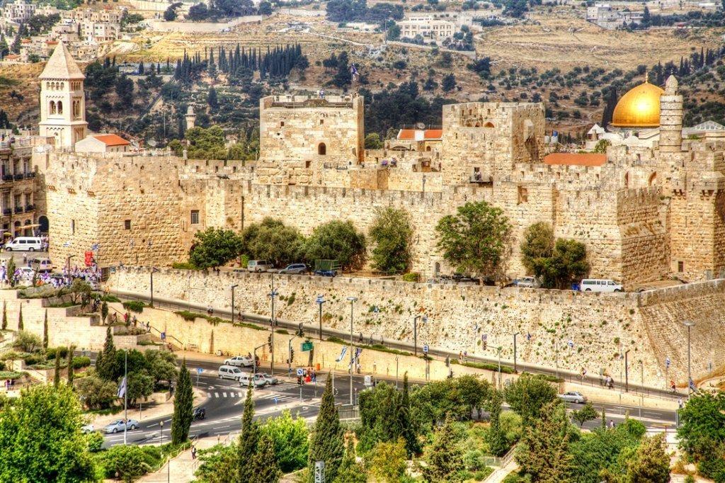 Guatemala apoya el reconocimiento de Jerusalén como capital de Israel