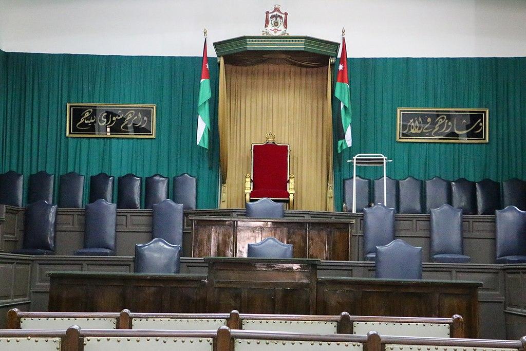 El Parlamento jordano aprueba reconsiderar el tratado de paz con Israel