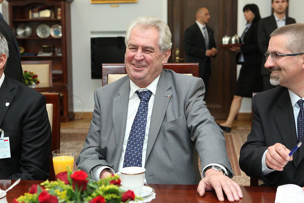 """El presidente checo condena la postura """"cobarde"""" de la UE sobre Jerusalén"""
