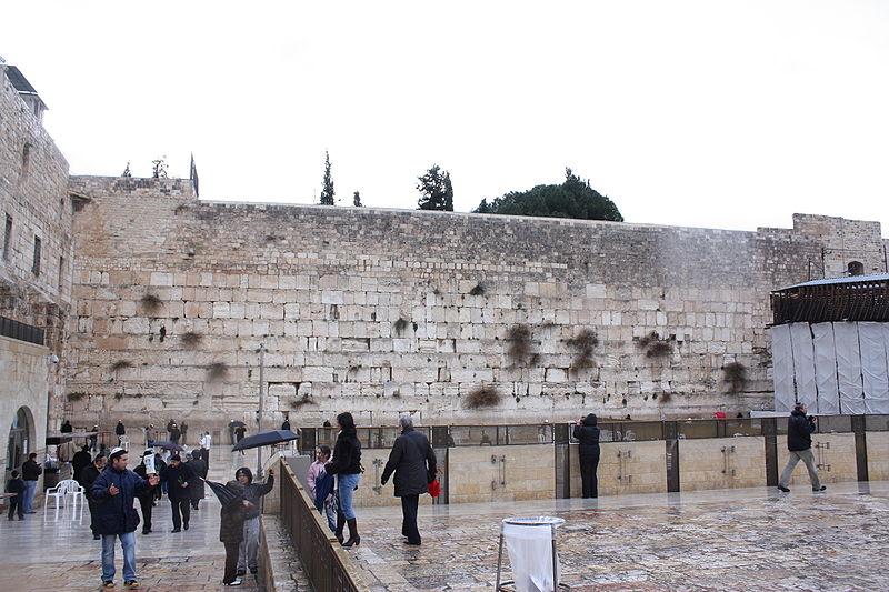 Ministro de agricultura israelí llama a rezar por lluvia