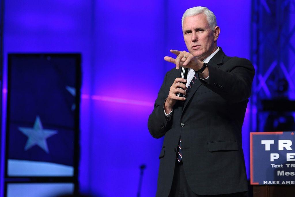 Vicepresidente de EEUU viajará a Medio Oriente en medio de tensiones