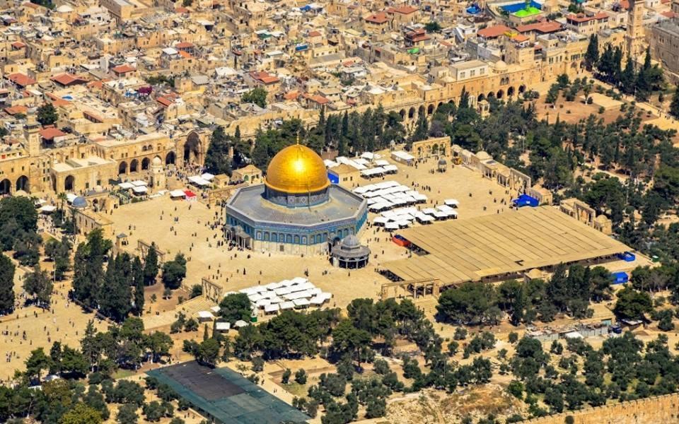 Los países árabes tratarán de que se reconozca a Jerusalén oriental como capital palestina