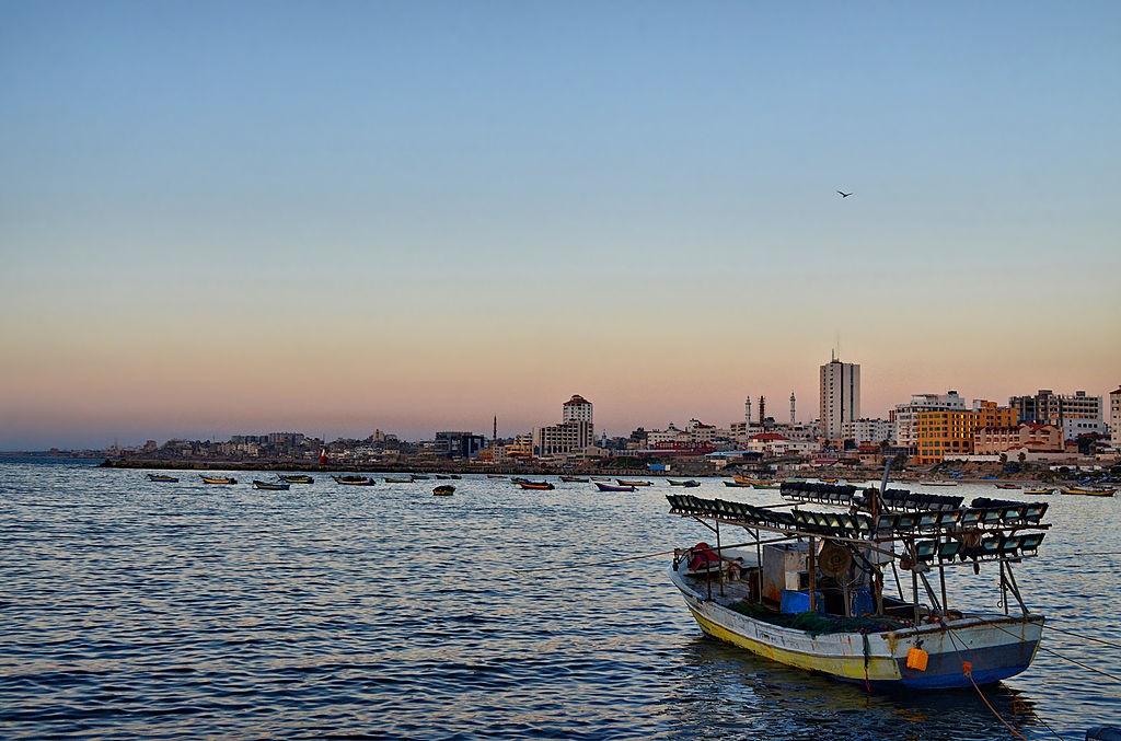 Israel realiza un bombardeo sobre la Franja de Gaza sin dejar heridos