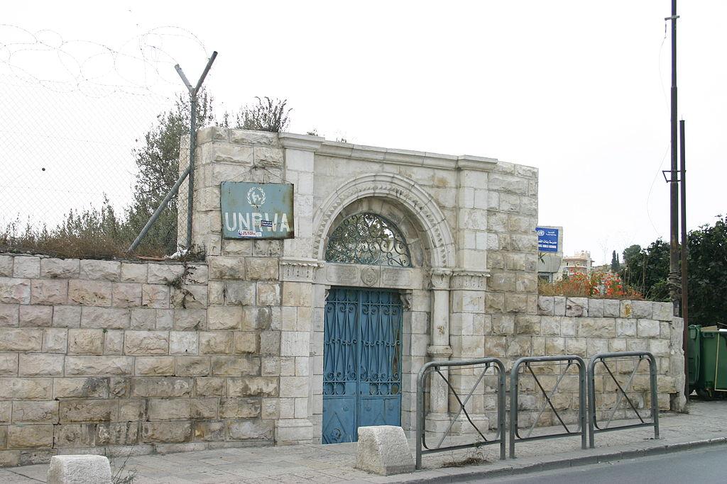 EEUU corta los fondos a UNRWA