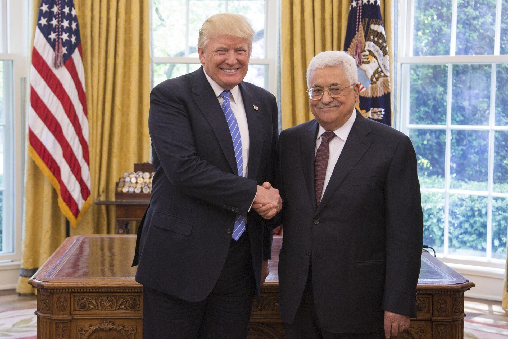 Palestinos: Hamás y Fatah unidos contra Donald Trump