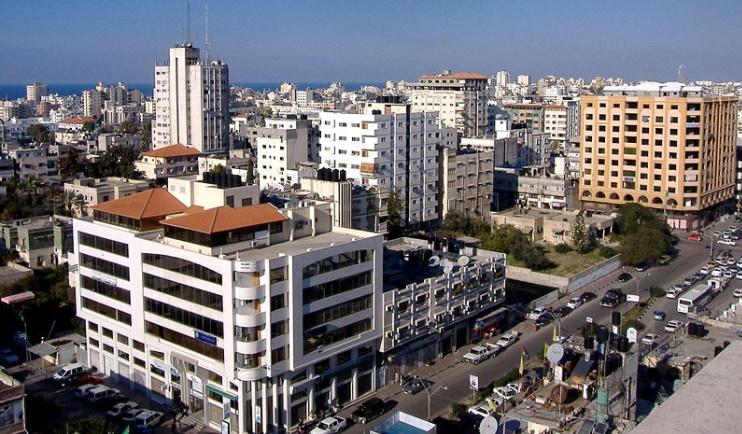 Israel bombardea dos estructuras de Hamás