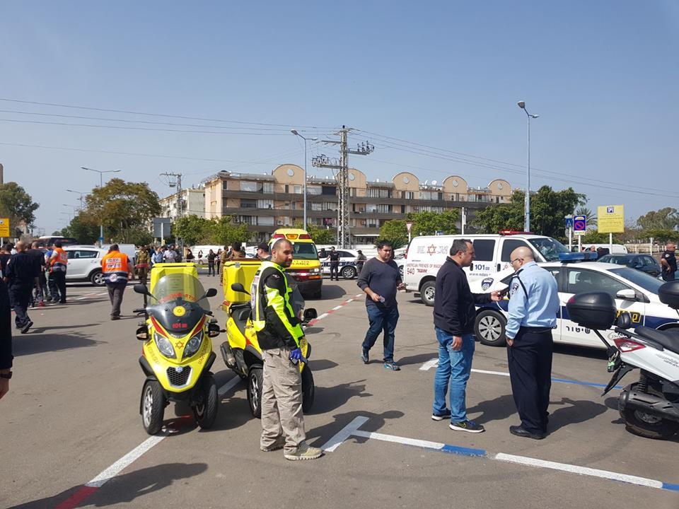 Hombre deja 3 heridos en atropello intencionado — Israel