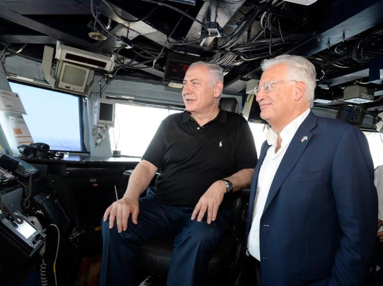Netanyahu: la agresión verbal de Abbas al embajador Fridman indica una pérdida de la cordura