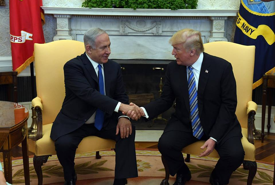 """Informe: el plan de paz de Trump no llamará a una """"solución de dos estados"""""""