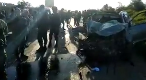 Dos israelíes murieron en Cisjordania atropellados por auto manejado por palestino