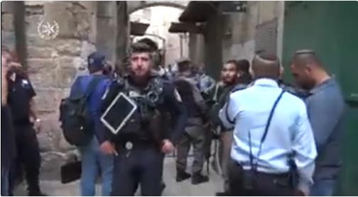 Palestino es abatido al apuñalar a israelí en Jerusalén