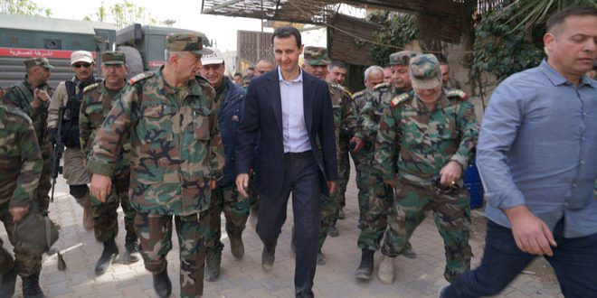 Aumenta tensión en Siria tras ataque a base aérea