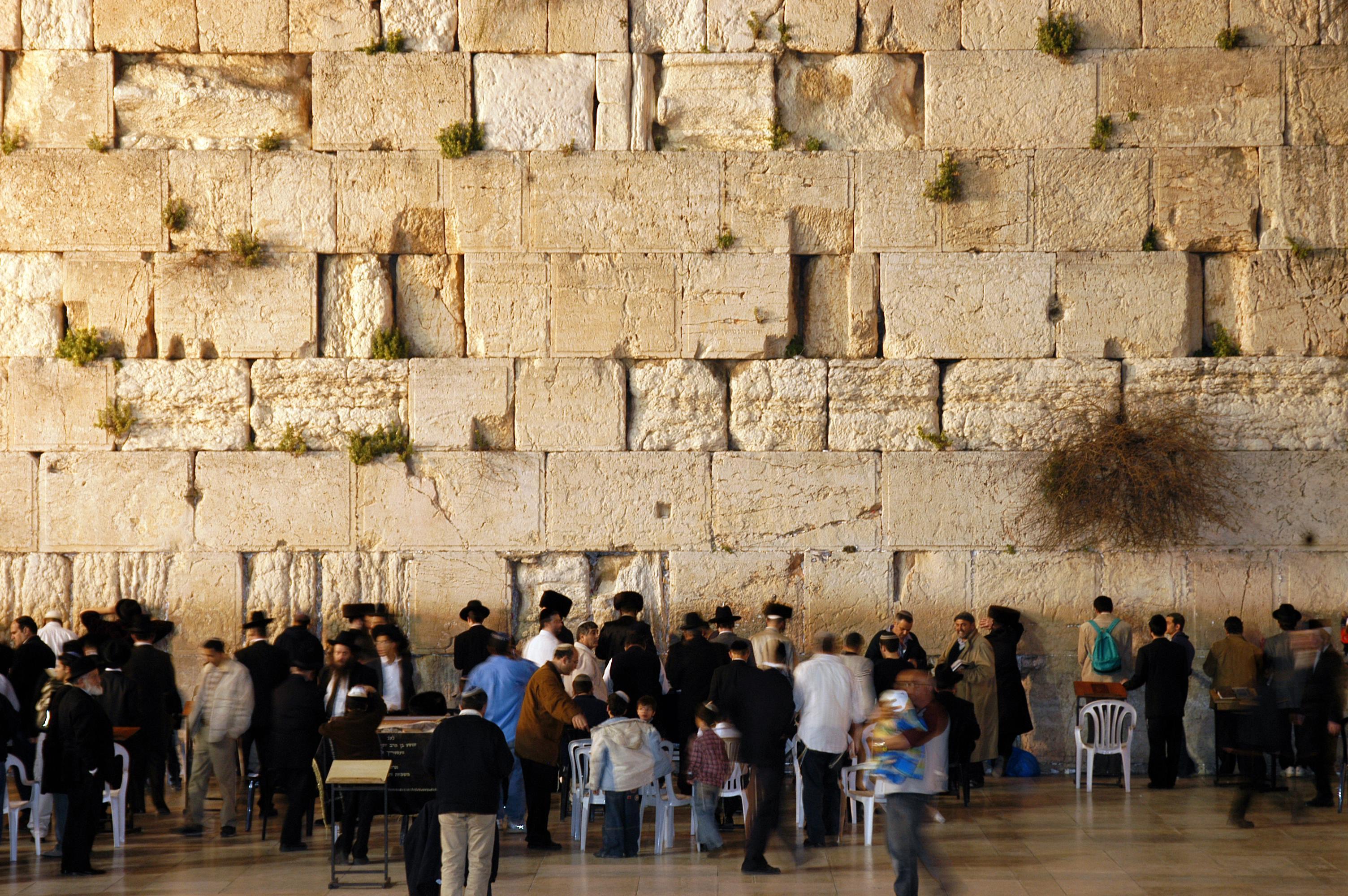 Israel se paralizó para conmemorar el Día del Holocausto