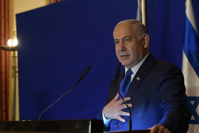 """Netanyahu: las protestas de Gaza fueron un """"acto de guerra de Hamás"""""""
