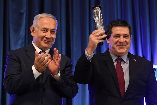 Netanyahu elogia la nueva estrategia de EEUU sobre Irán