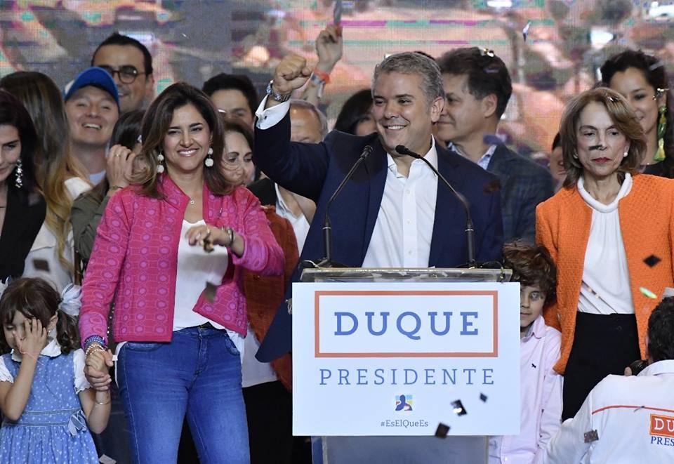 Netanyahu, Macri y Sánchez llaman a Duque para felicitarlo por su victoria