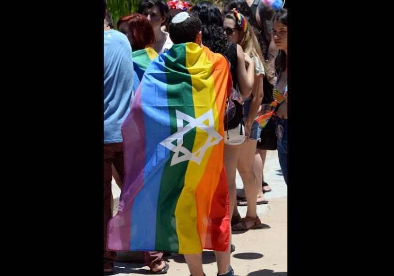 Record: un cuarto de millón de personas desfiló en la Marcha del Orgullo de Tel Aviv