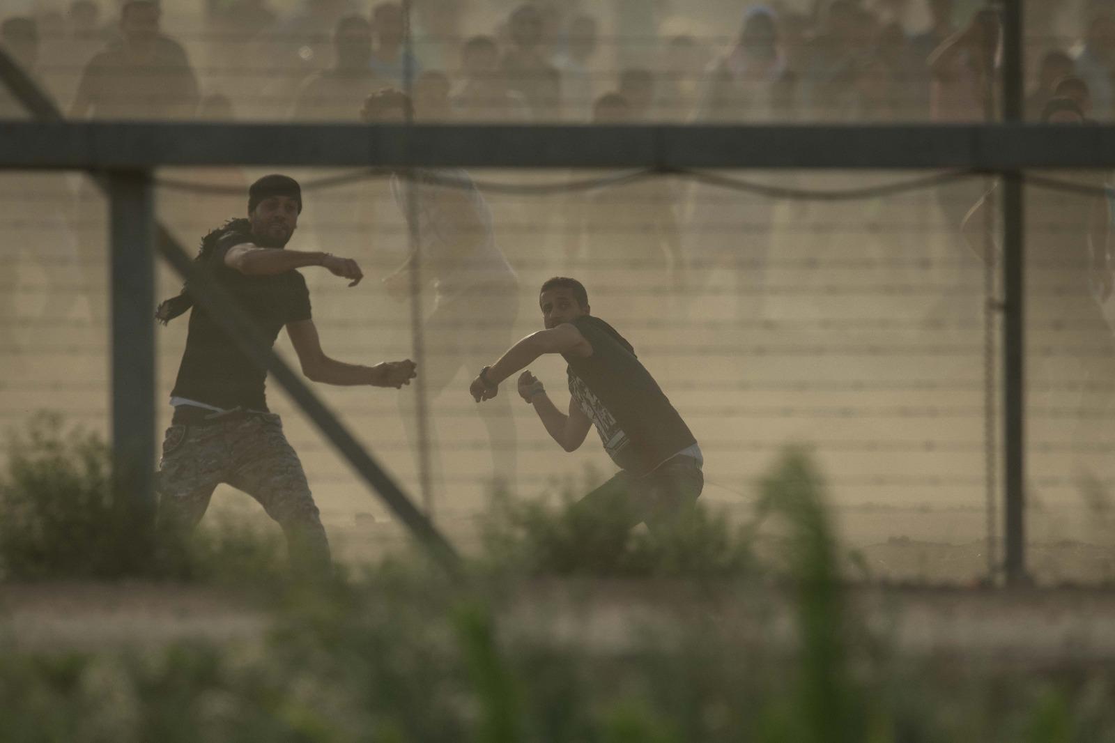 Intercambio de ataques entre el Ejército israelí y Hamás