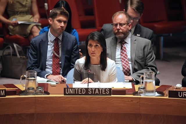 EEUU anunciará su salida del Consejo de DDHH de la ONU por su sesgo contra Israel