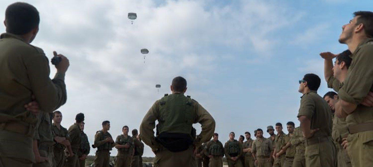 Israel participa en ejercicios militares internacionales en Europa