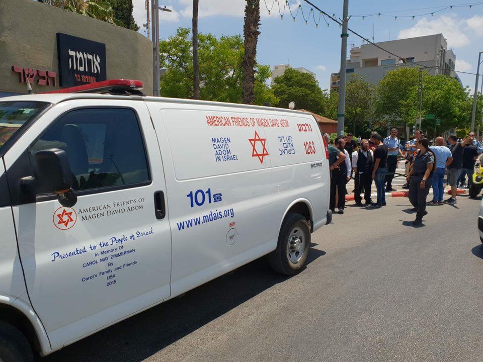 """Ataque terrorista con arma blanca en Israel: una joven de 18 años está """"muy grave"""""""