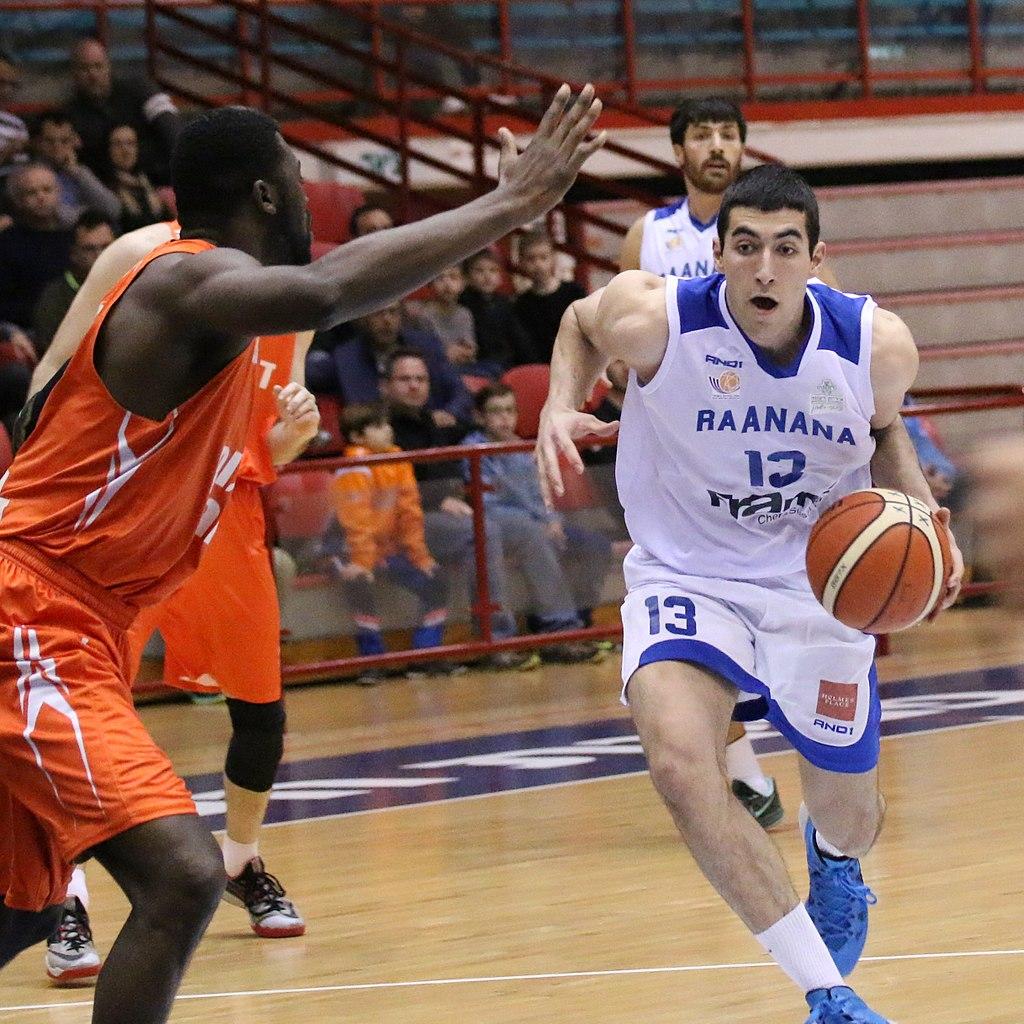 El equipo nacional de básquetbol sub-20 de Israel ganó el primer campeonato europeo